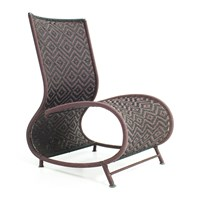 Moroso Toogou Chair Brown Black