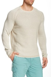 Tommy Bahama Sand Made Crew Sweater Blue