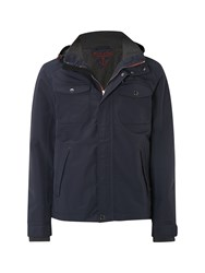 White Stuff Men's Bolton Jacket Navy