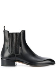Tom Ford Chelsea Ankle Boots Black