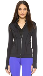 Michi Illusion Jacket Black