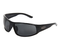 Suncloud Polarized Optics Warrant Black Sport Sunglasses