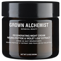 Grown Alchemist Neuro Peptide And Violet Leaf Extract Regenerating Night Cream 60Ml