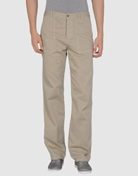 G750g Trousers Casual Trousers Men Beige