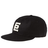 Ebbets Field Flannels Homestead Grays 1945 Cap Black