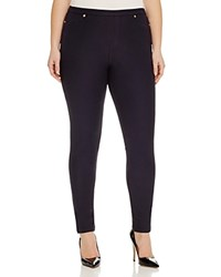 Michael Michael Kors Plus Leggings New Navy