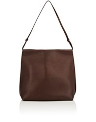 The Row Women's Wander Bag Dark Brown
