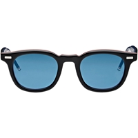 Thom Browne Rounded Square Sunglasses Black
