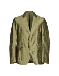 Piombo Suits And Jackets Blazers Men Light Green