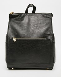 French Connection Backpack Black