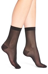 Women's Elie Tahari Sheer Trouser Socks