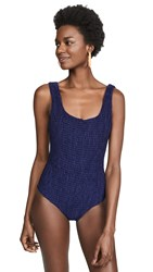 Solid And Striped The Anne Marie One Piece Midnight