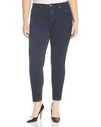 Marina Rinaldi X Ashley Graham Idillio Tapered Jeans Dark Navy