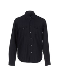 Mason's Shirts Shirts Men Dark Blue