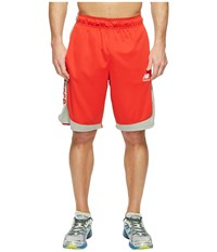 New Balance Baseball Training Shorts Team Red Men's Shorts Multi