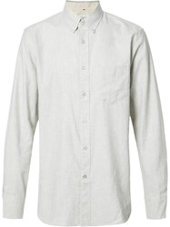 Rag And Bone Standard 'Issue' Shirt Nude Neutrals