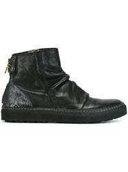 Fiorentini Baker 'Brody' Ankle Boots Black