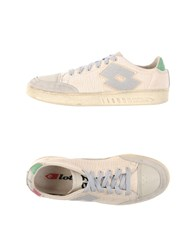 Lotto Footwear Low Tops And Trainers Men Beige