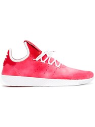 Adidas By Pharrell Williams Hu Holi Stan Smith Sneakers Pink And Purple