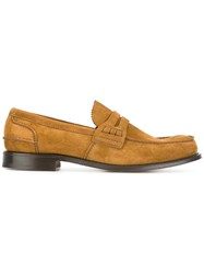 Church's Classic Loafers Brown