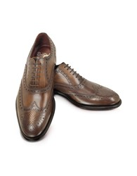 Fratelli Borgioli Shoes Cayenne Brogued Wingtip Oxford
