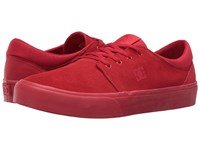 Dc Trase Sd Red Skate Shoes