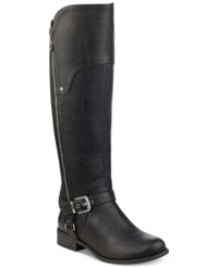G By Guess Harson Tall Boots Women's Shoes Black