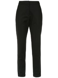 Andrea Marques Straight Trousers Black