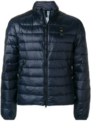 Blauer Padded Jacket Blue