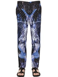 Just Cavalli 18.5Cm Bakoya Light Cotton Canvas Pants