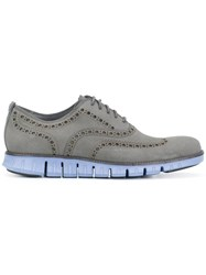 Cole Haan Zero Grand Brogues Grey