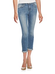 Joe's Jeans Rolled Cropped Jeans Sharpay