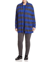 Marina Rinaldi Maquette Open Cardigan China Blue
