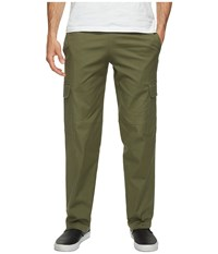 Independence Day Clothing Co Signature Cargo Pants Reversible Front Back Olive Green Casual Pants