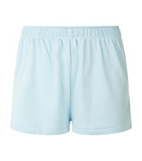 Wildfox Couture Starbright Shorts Blue