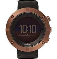 Suunto Kailash Copper Tone Titanium Gps Watch Black