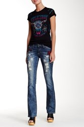 Affliction Jade Gambit Sierra Jean Blue