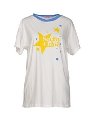 See By Chloe See By Chloe T Shirts Pastel Blue