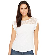 Ariat Rita Top White Women's Clothing