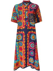 Ter Et Bantine Printed Dress Multicolour