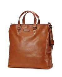Ben Artisan Leather Tote Bag Dark Brown Frye