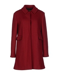 Alviero Martini 1A Classe Coats Red