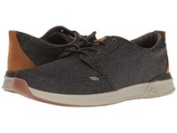 Reef Rover Low Tx Black Denim Men's Shoes
