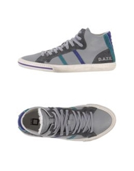 D.A.T.E. High Tops And Trainers