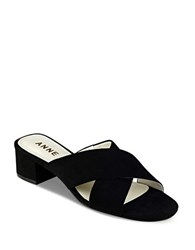 Anne Klein Sansa Slip On Dress Flats Black