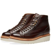 Grenson Andy Boot Brown