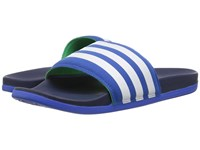 Adidas Adilette Supercloud Plus Blue White Midnight Indigo Men's Sandals