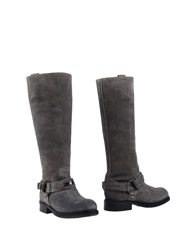 John Richmond Boots Grey