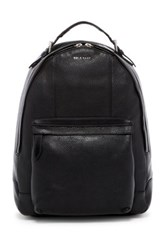 Cole Haan Truman Leather Backpack Black