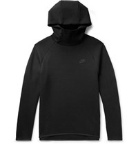 Nike Cotton Blend Tech Fleece Hoodie Black